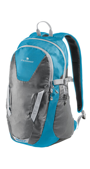 Ferrino Mission dagrugzak 25 L grijs/blauw